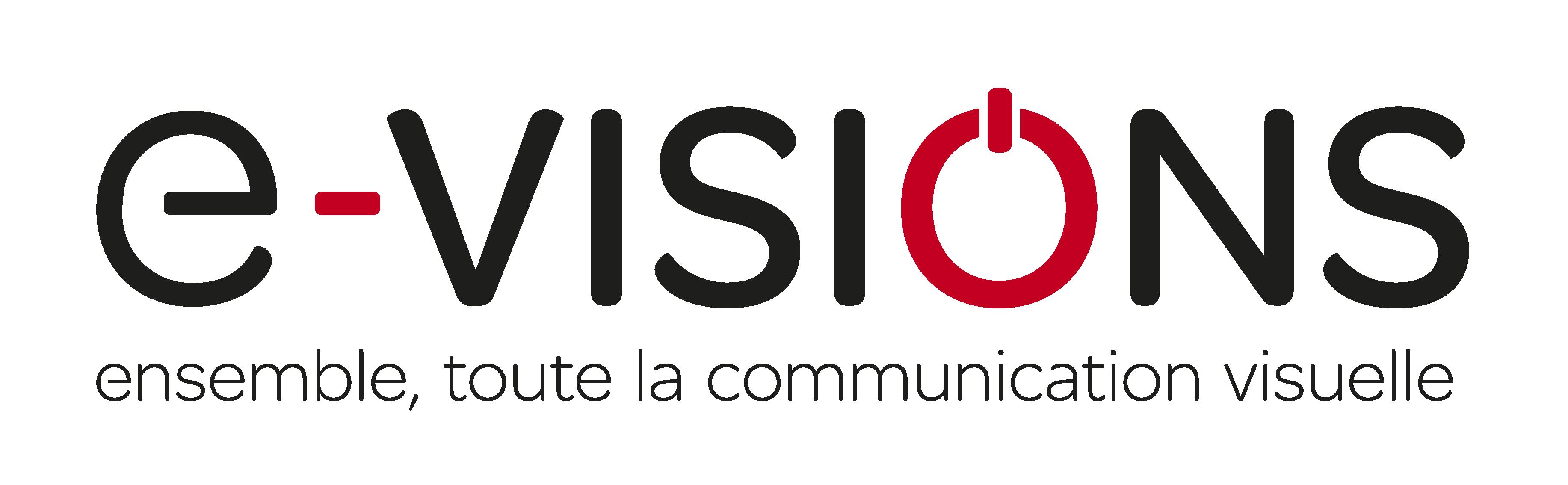 Logo e-visions