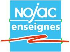 Logo Nojac Enseignes