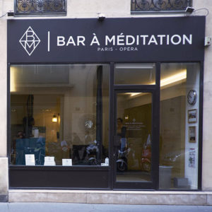 Bar à meditation