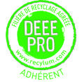 Logo Filière de Recyclage Agrée DEEE PRO