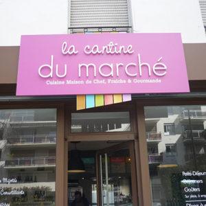 Cantine du Marché