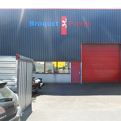 BROQUET PUMPS