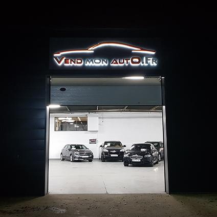 Vend Mon Auto