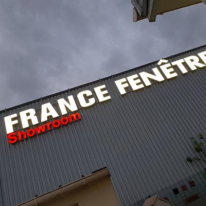 France fenêtre